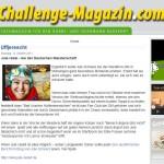 challenge magazin